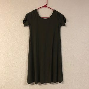 Stradivarius T shirt dress